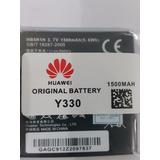 Bateria Pila Huawei Y330 Nueva Y Original 1500mah