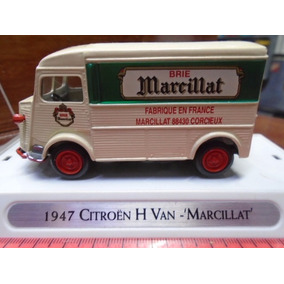 Matchbox Yesteryear 1/43 Citroen H Van Marcillat 1947