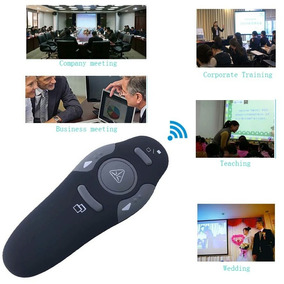 Presentador - Control De Diapositivas Powerpoint & Prezi