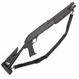 12 Shotgun Tactical Airsoft M56c Multi-shot + Mil Bbs 0,12