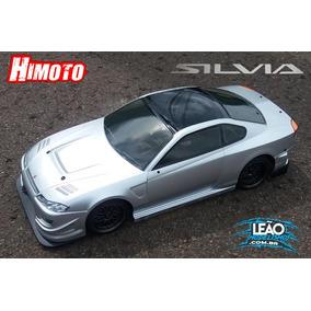 Hi9102silvia - Automodelo Á Combustão Himoto Nissan Silvia
