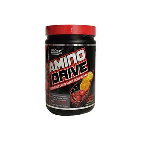 Aminoacidos Nutrex Amino Drive 243 Gr (30 Srvs)
