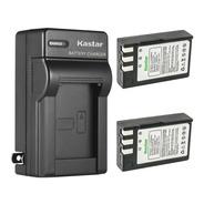 Cargador + 2 Baterías En-el9 Nikon D3000 D5000 D40 D60 Slr