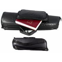 Semi Case (bag) Master Luxo Couro Sintético - Trompete Sib
