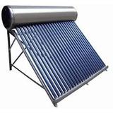 Termotanque Solar 300 Litros Acero Inoxidable