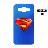 Capa Case Personalizada Do Superman Samsung Galaxy J1 2016