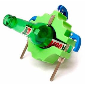 Cortador De Botellas Vidrio Vino Tequila Crea Copas Lamparas