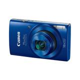 Cámara Digital Canon Power Shot Elph 190is Color Azul