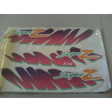 Kit De Calcomanía De Super Z Jog Yamaha