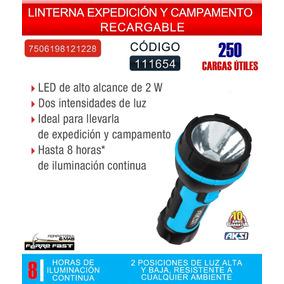 Linterna Xrtreme Recargable Led Aksi 111654 Ferre Fast