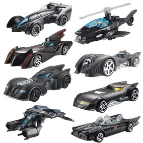 Carritos De Coleccion De Batman Metal