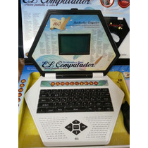 Computadora/ Laptop Educativa 160 Act. Pantallacolor Juguete