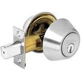 Cerradura Tipo Cerrojo (llave-llave) Seguridad Hermex-truper