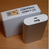 Xiaomi Cargador De Batería Portátil Mi Power Bank 10000 Mah