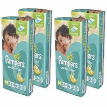 10 Pampers Cs + 10 Toallitas Pampers Fresh Clean