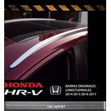 Kit De Barras De Aluminio Longitudinales Honda Hrv