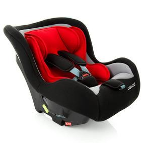 Cadeira Para Auto Simple Safe Vermelho 25kg Cosco