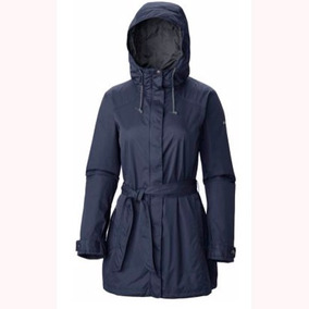 Campera Columbia Pardon - Mujer - Impermeable Piloto Lluvia