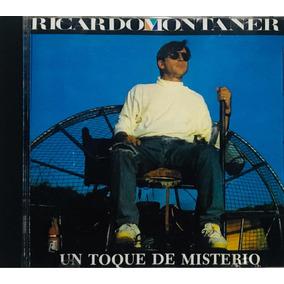 Ricardo Montaner, Un Toque De Misterio Cd Importado 1990