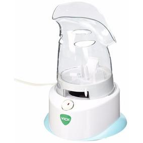 Inhalador Electrico De Vapor Caliente Vick *envío Gratis