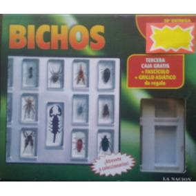 Fasciculo Coleccion Bichos La Nacion Num.28 Y Otros