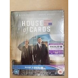 House Of Cards Bluray Temporada 3 Completa Kevin Spacey