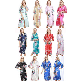 Kimono Longo Japones Robe Pavao Nouvelle Passion C338