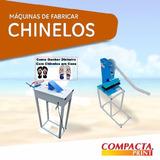Máquina Para Fazer Chinelos Manual - Compacta Print