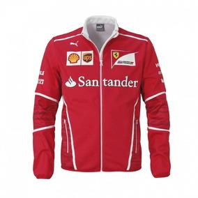 Nova Jaqueta Softshell Scuderia Ferrari F1 Team 2017