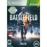 Battlefield 3 Platinum Hits Xbox 360 Fisico Ntsc