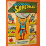 Superman Numero Extraordinario Novaro 1964 Unico