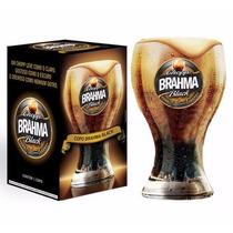 Copo Oficial Cerveja Brahma Black 430 Ml + Caixa Original