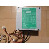 Fuente De Poder Pc Linkivorld Switching Power Supply 200w