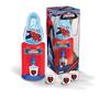 Educando Dispenser De Agua Spiderman Con Luz Y Sonido Nenes