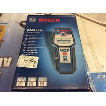 Detector De Metal Marca Bosch Mod. Gms120