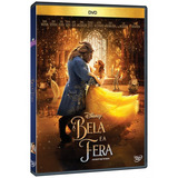 Dvd A Bela E A Fera (2017) - Disney - Emma Watson - Original
