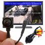 Mini Camera Espiã Microfone Ccd + Cabo 25mt Tv Monitor Rca