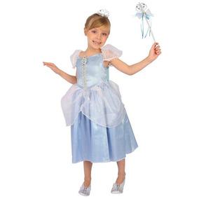 Fantasia Infantil Cinderela Clássica G - Rubies