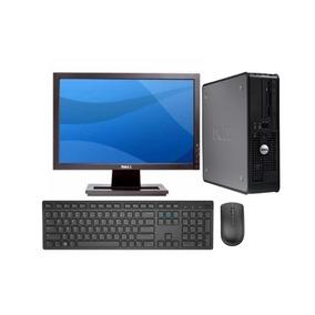 Dell Optiplex 755 + Mouse, Teclado E Monitor / Frete Grátis!