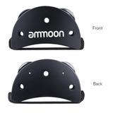 Ammoon Campanilla De Piel Percusión Instrumento De Negro
