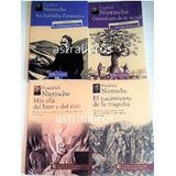 Paquete 4 Nietzsche Zaratustra Genealogía Moral Mas Alla Del