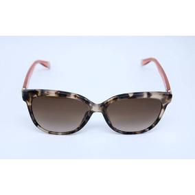 Óculos De Sol Furla Sfu042 Col.06pl 140 Marrom. R  840 3eec85d68e