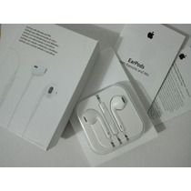 Audifonos Manos Libres Apple Iphone Earpods Originales