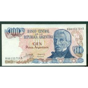 Billete Argentina 100 Pesos B#2623 Reposicion S/c