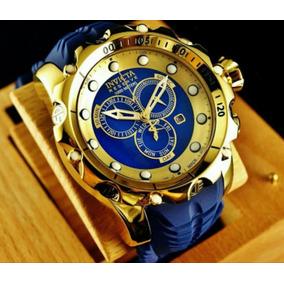 4aa5b596b50 Mala Azul Turquesa - Relógio Masculino no Mercado Livre Brasil