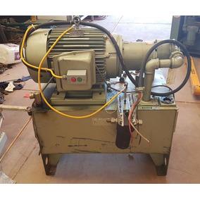 Unidad De Potencia Hidraulica 30hp 3000 Psi 24.5 Gpm $60000