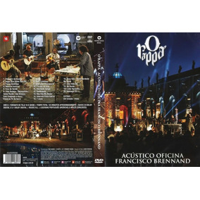 O Rappa - Acústico Oficina Francisco Brennand (dvd)