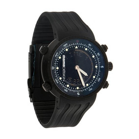Reloj Momo Para Caballero Acero Pavonado Correa De-111628166