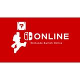1 Año Nintendo Switch Online - Acceso A Cuenta Familiar
