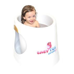 Banheira Babytub Ofurô - De 1 À 4 Anos - Branco - Baby Tub